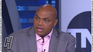 Charles Barkley Roasts the Clippers - Inside the NBA   April 8, 2021