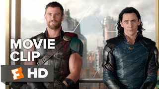 Том Хиддлстон, Thor: Ragnarok Movie Clip - Get Help (2017) | Movieclips Coming Soon
