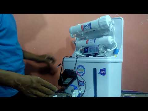 How to assemble Reverse Osmosis Water Purifier ( RO+UV+UF+Mineral+TDS Controller)
