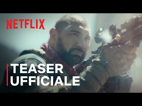 Army of the Dead – Il trailer italiano