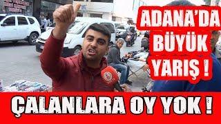 Adana Yerel Seçim Anketi ( Millet İttifakı vs Cumhur İttifakı )