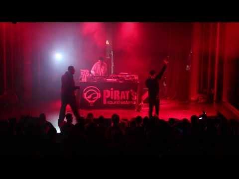 PIRAT'S SOUND SISTEMA - Jah n'estic fart (videoclip en directe)