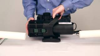 Watch Replacing an Inline Pump with the Little Giant F Series