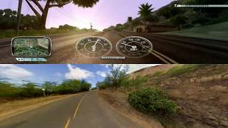Google Street View Hyperlapse  V  TDU Test Drive Unlimited Platinum