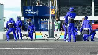 Gran Turismo Sport   Pit Stop?