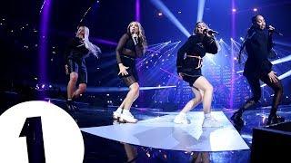 Little Mix - Woman Like Me (Radio 1's Teen Awards 2018)   FLASHING IMAGES