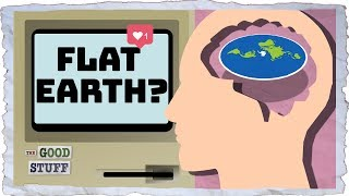 How the Internet Made Us Believe in a Flat Earth (And Put the Planet in Danger?)