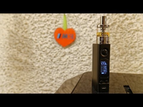 YouTube Video zu Eleaf GS Tank Verdampfer 3 ml