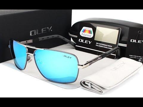 Поляризационные солнцезащитные очки OLEY