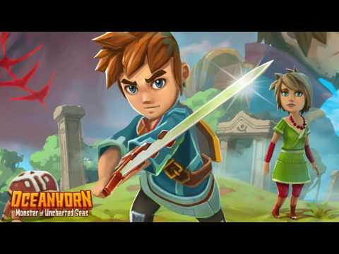 Vídeo do Oceanhorn ™