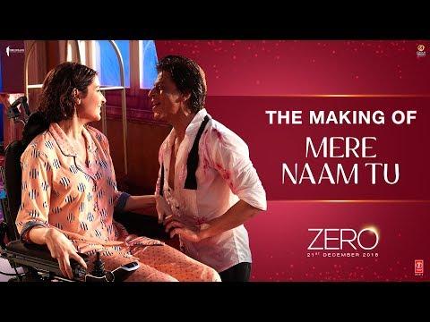 Download Zero   The Making of Mere Naam Tu   Shah Rukh Khan   Anushka Sharma   Aanand L. Rai   Ajay - Atul HD Mp4 3GP Video and MP3