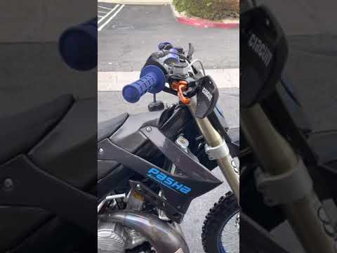 2019 TM 300 MX in Costa Mesa, California - Video 1