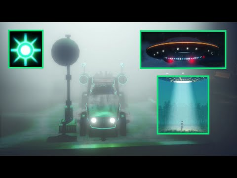 Signaling the UFO & Abduction Attempt – GTA 5 Jetpack / Chiliad Mystery