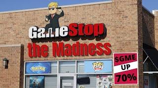 Gamestop Stock Soars 70%! Buy GME Stock Now?! | GME Stock Analysis