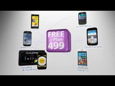 FREE Phones at Plan 499