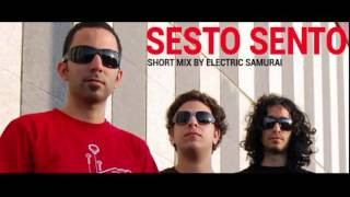 Sesto Sento - Short Mix by Electric Samurai Progressive Psytrance 2016 145 BPM