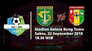 Live Streaming Indosiar Liga 1 Indonesia, Persebaya Vs Mitra Kukar Pukul 18.30 WIB