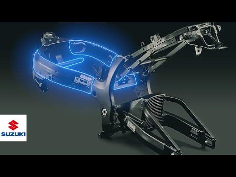 Hayabusa | Official Technical Presentation Video =Brilliant Chassis Design Version= | Suzuki