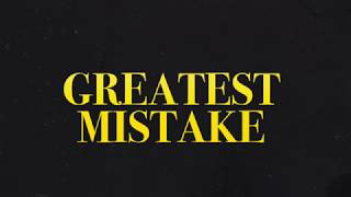 """Eamon """"Greatest Mistake"""" (Official Audio)"""