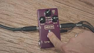 MXR M305G1 Tremolo Video
