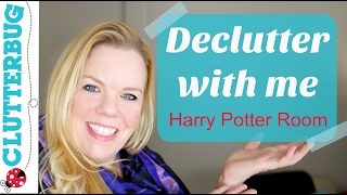 Declutter With Me - Organizing my Storage Room - YouTube