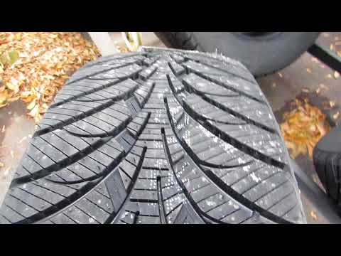GOODYEAR ULTRA GRIP ICE WRT WINTER TIRE REVIEW (SHOULD I BUY THEM?)