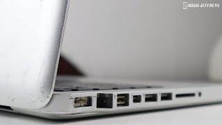 $100 Trashed MacBook Pro Restoration & Rebuild + Custom Apple Logo & Keyboard