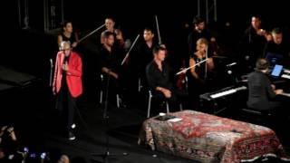 Franco Battiato - Stranizza d'amuri (Teatro Antico di Taormina) 31-07-2016