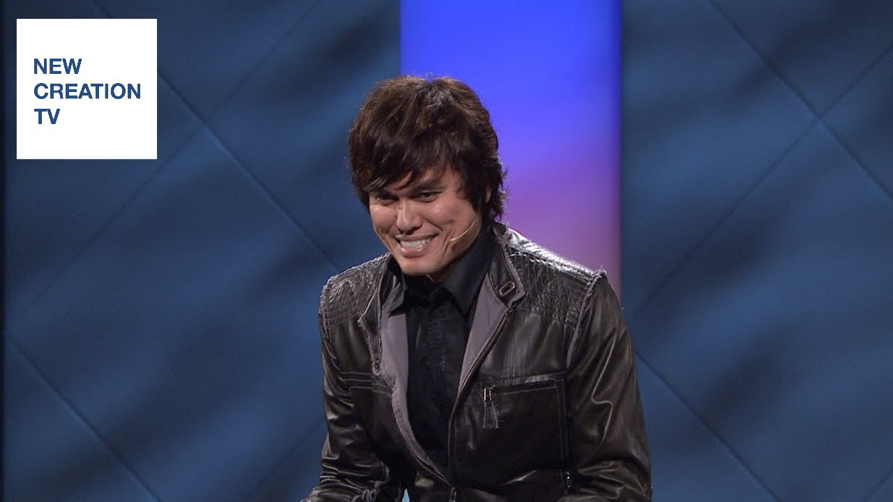 Joseph Prince - Segen fließt durch Gnade 1/3 I New Creation TV Deutsch
