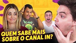 Vocês reconhecem todos os vídeos do Canal IN?