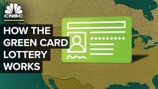 How The Green Card Lottery Actually Works | CNBC