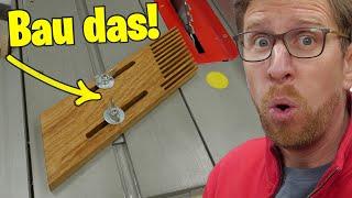 Featherboard in 15 min selber machen!
