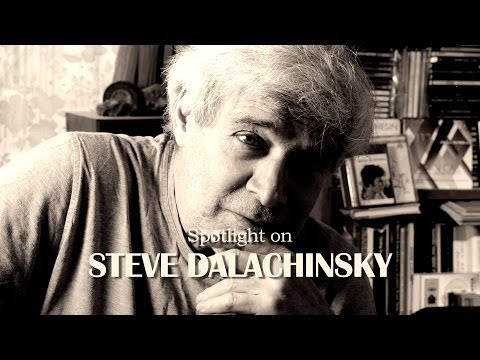 straw2gold pictures presents: Spotlight on STEVE DALACHINSKY online metal music video by STEVE DALACHINSKY
