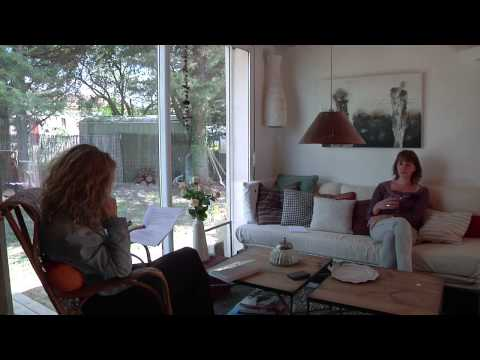 Art-thérapie : interview d'Angela Evers
