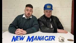 New Manager   2 Johnnies (sketch)