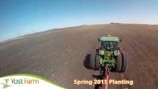 Yost Farm Spring Planting 2015