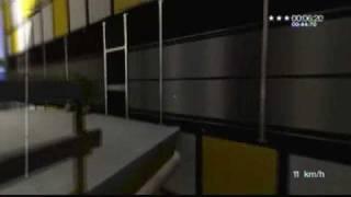 Mirrors Edge - FAKE World Record Atrium Two: 9.60 seconds