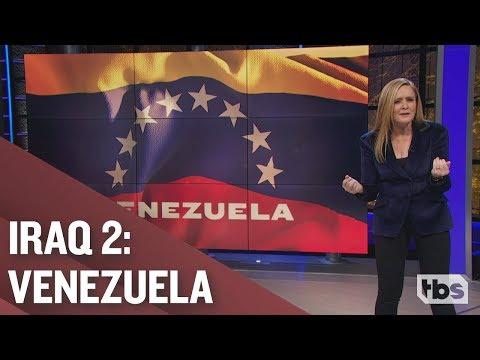 Elliott Abrams' Bitchin' Plan for Venezuela   February 6, 2019 Part 2   Full Frontal on TBS