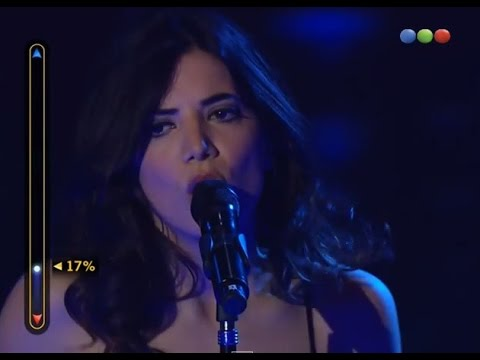 Duelo: Carla Chomer canta «Desconfío» – Elegidos