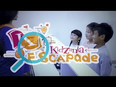 KidZania Escapade - Episode III : Bank BRI