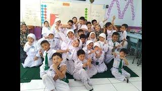 Bulan Imunisasi Sekolah di SD Al-Azhar 25 Semarang, Wajah Raisa Malah Riang Usai Disuntik