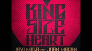 Javi Mula Feat. Juan Magan - Kingsize Heart - (Dj Daniel Z & Dj Eli Y) - Promo  OUT @ 10.10.11