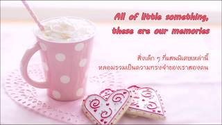 [Lyrics & Thai Sub]  A Little Love - Fiona Fung