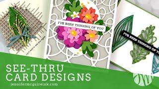 See-Through Card Designs