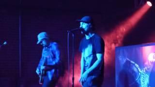 10 Years - Knives LIVE San Antonio Tx. 2/25/15
