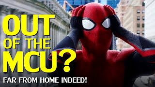 Sony pulls Spider-man out of the MCU?!?