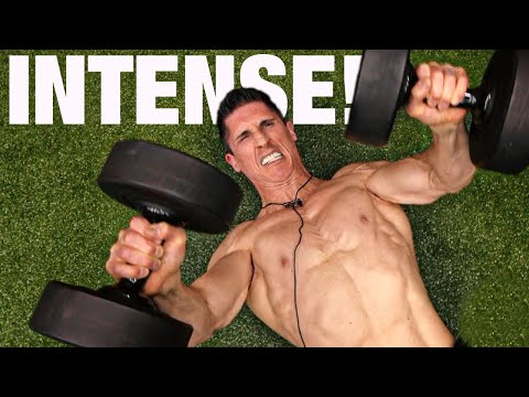 The World's FASTEST Chest Workout (INTENSE!)