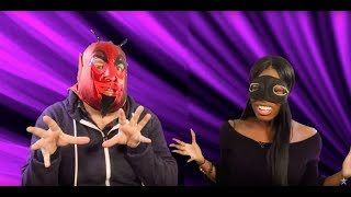 The Masked Singer Premiere: First Singer UNMASKED + Who Is The Lion? Debate!