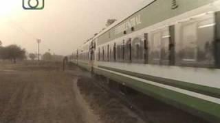 preview picture of video 'Tren de Ferrocentral con la 8248 pasando por Manfredi y cruzando a un carga de NCA'