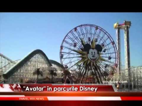 Avatar în parcurile Disney – VIDEO